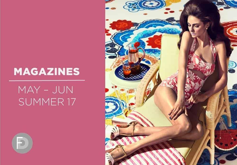 Magazines May/June – SS17
