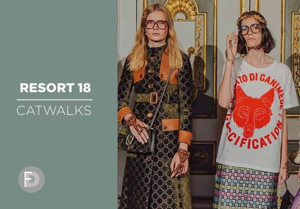 Catwalks RESORT 18 – (M-W)