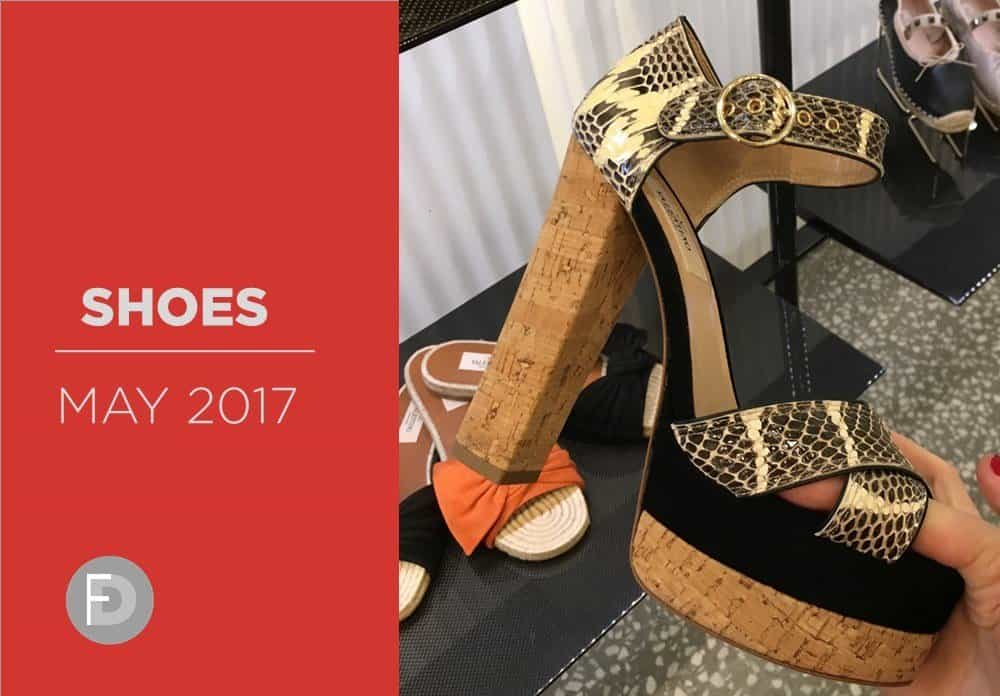 Footwear Galleries May 2017