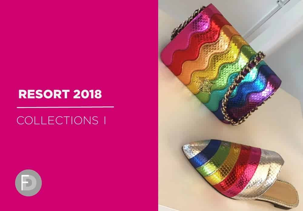 Footwear Collections Resort 18 – Part I