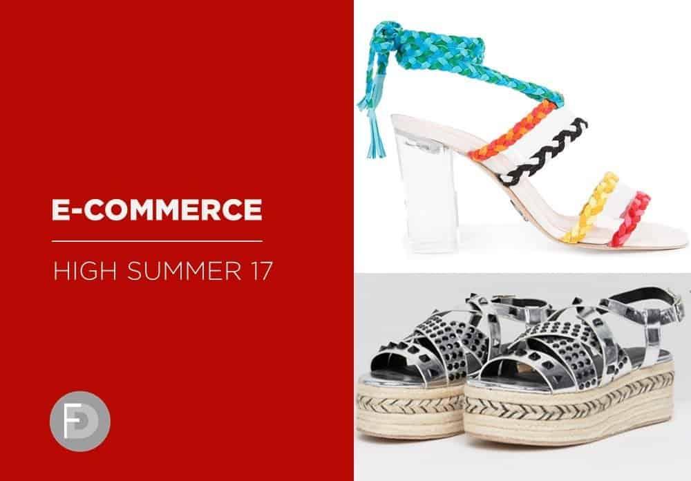 E-commerce New Arrivals – High Summer SS17