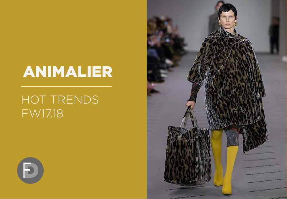 Animalier Hot Trends FW17/18
