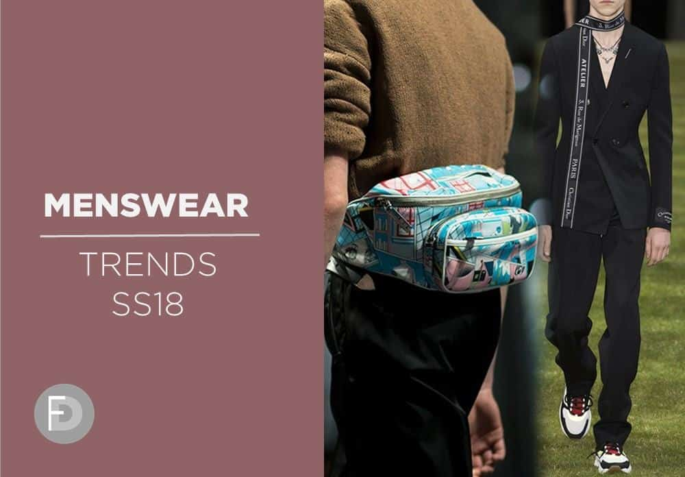 Menswear Trends 2018