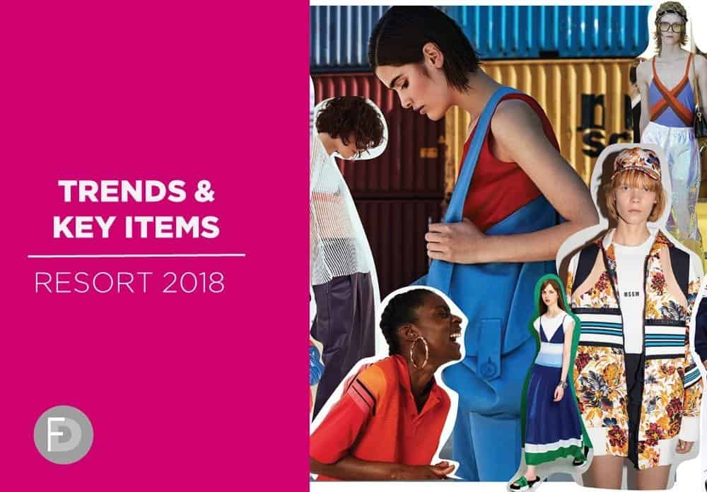 Trends & Key Items Resort 2018