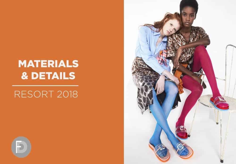 Materials & Details Resort 18