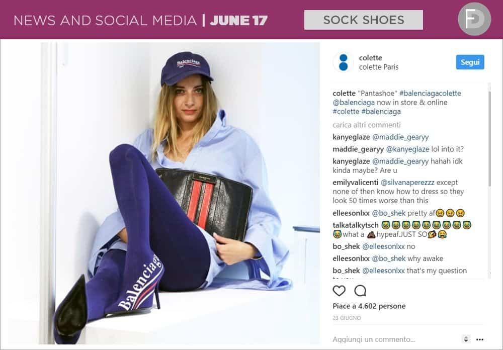 sociale media escorts outfits