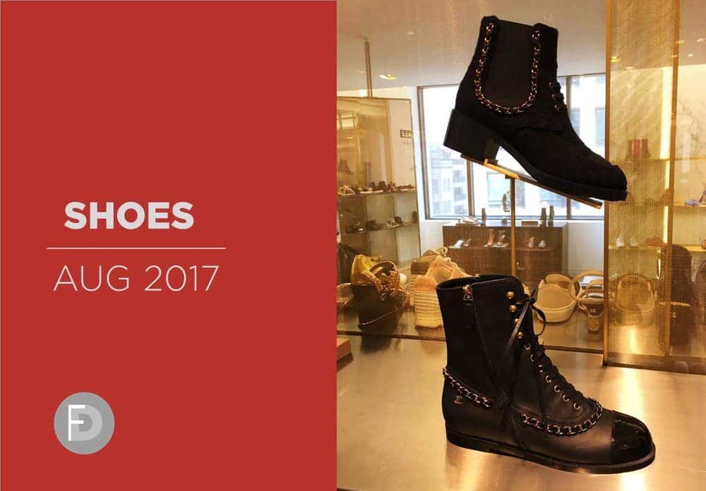 Footwear Galleries August 2017