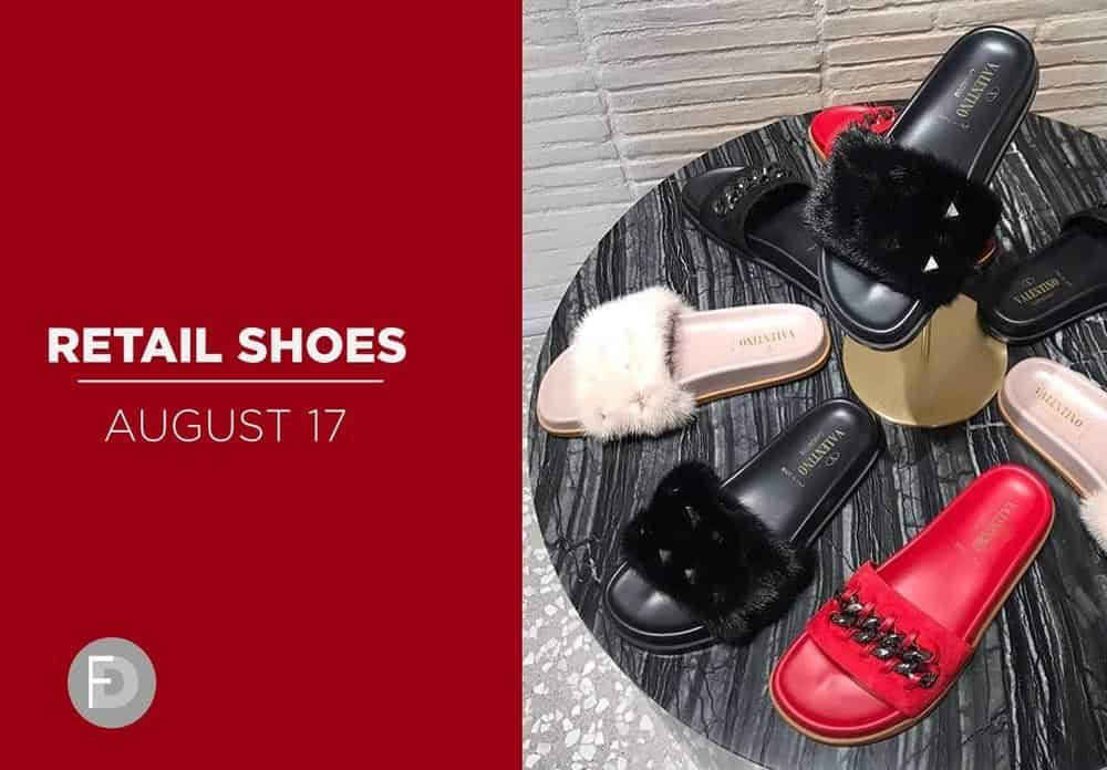 retail shoes trends 2017
