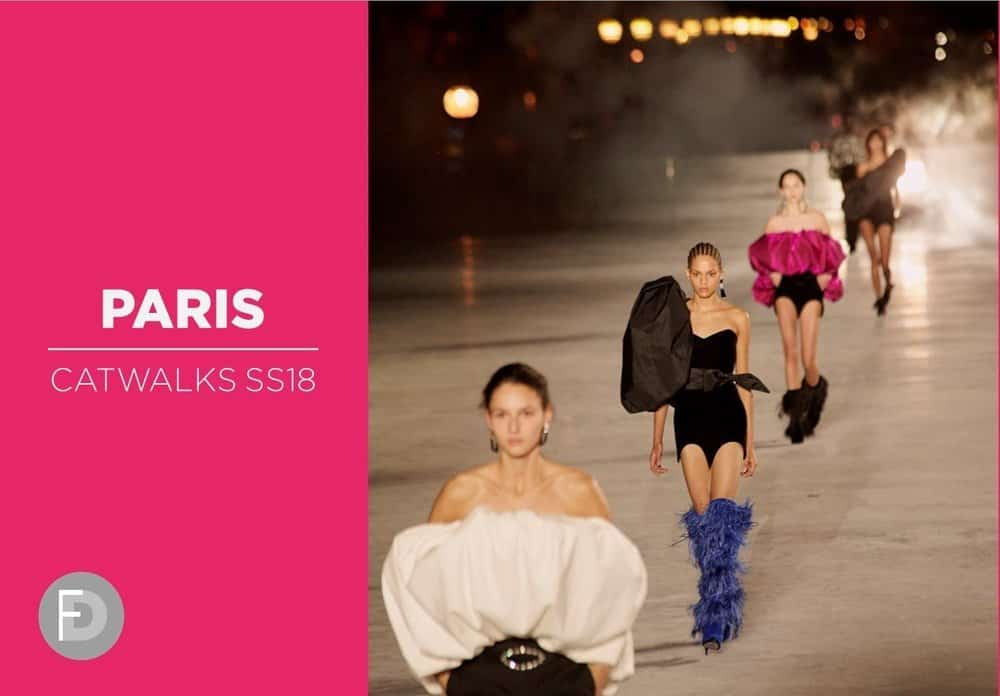 Catwalks SS18 Paris