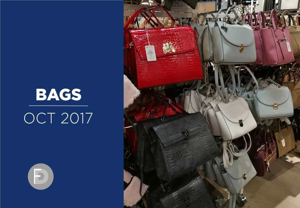 Bags October 2017 – Part 3/3