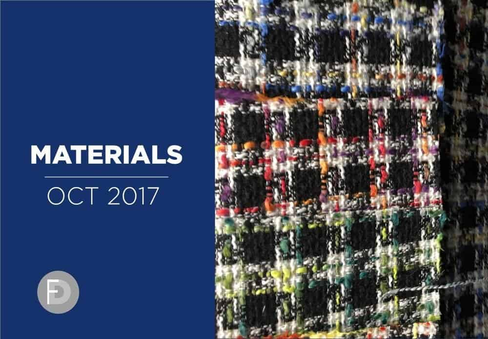 Shoes Materials And Details October 2017