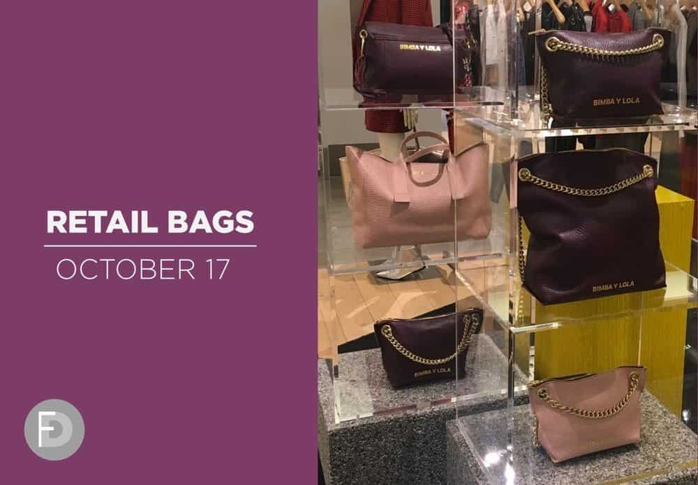 retail bags trends october 2017