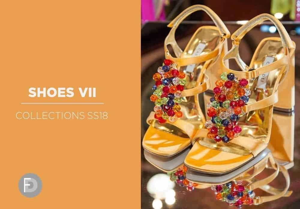 Footwear Collections SS18 – Part 7