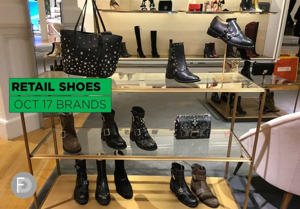 Retail Shoes Oct17 – Brands