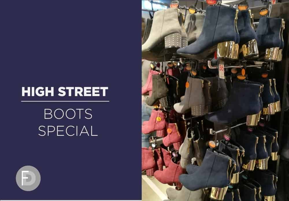 High Street Boots Special FW17/18