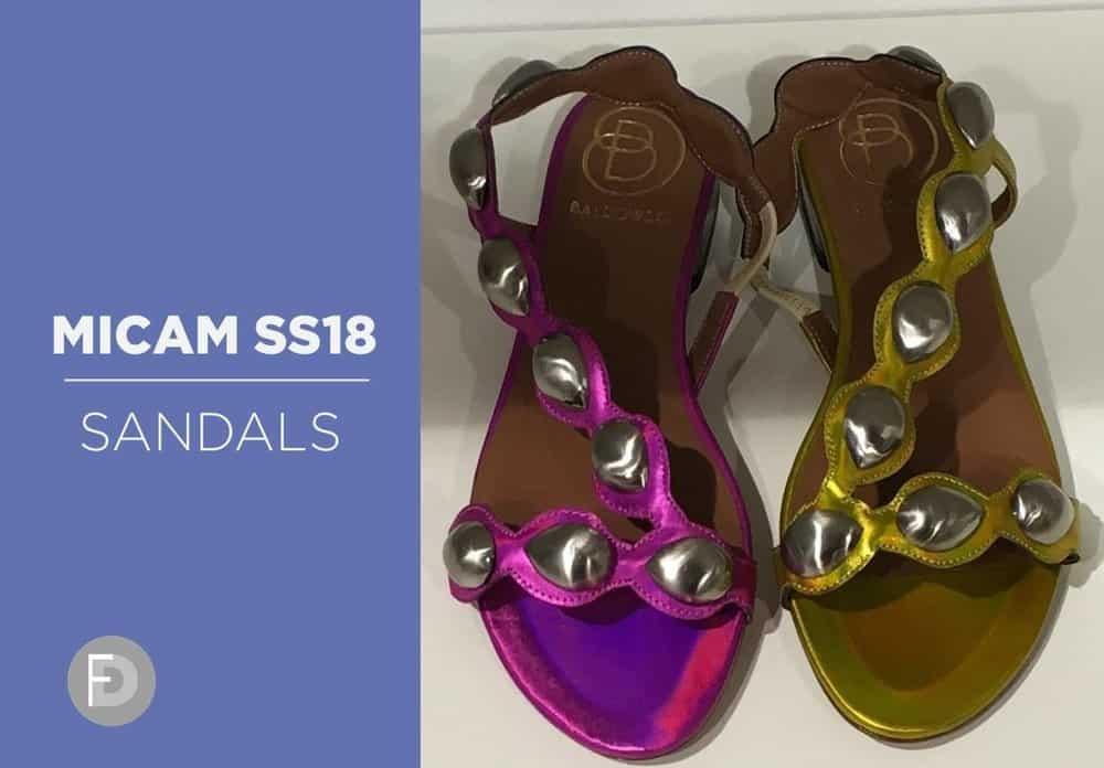 micam 2017 sandals