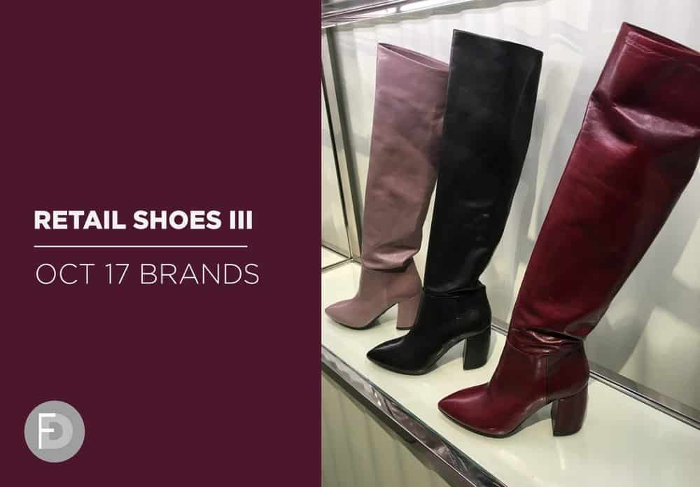 Retail Shoes October Brands – Part 3