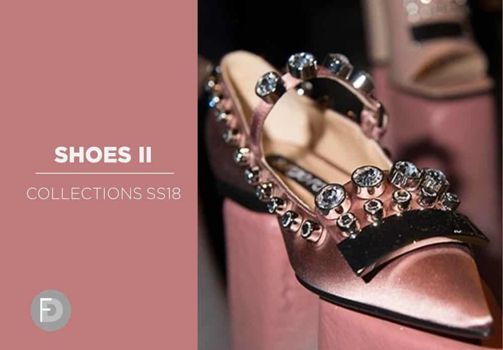 shoes collections ss18 2017