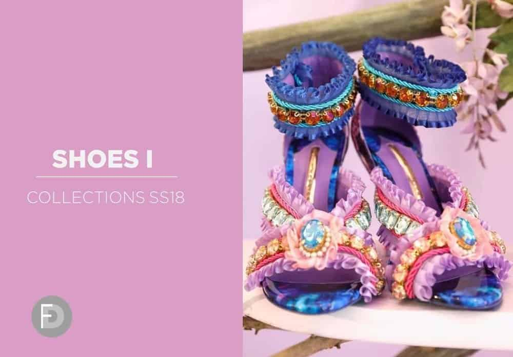 shoes collections ss18