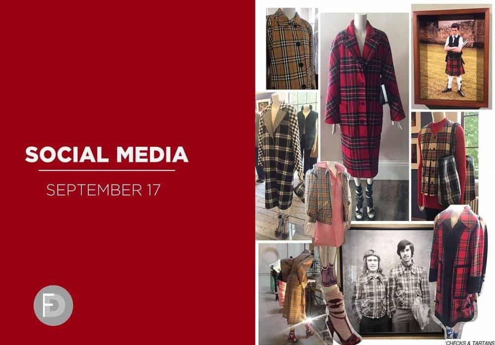 social media fashion ss18 september 2017