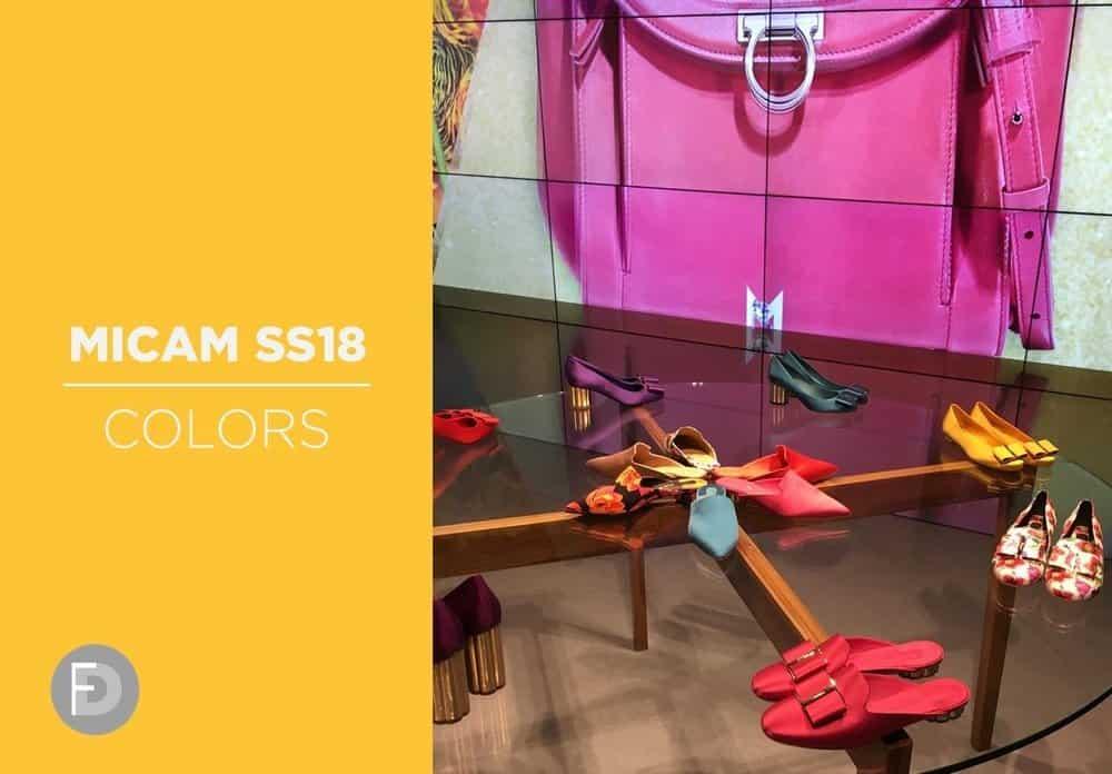Micam SS18 – Colors
