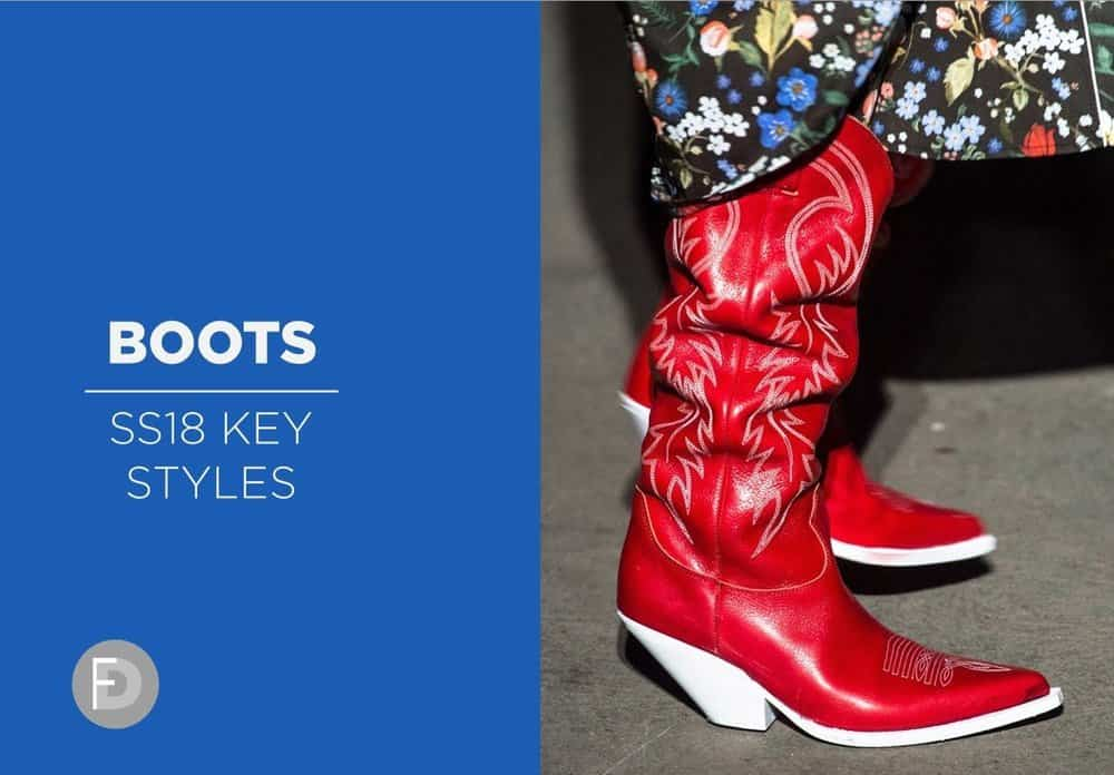 Boots & Booties SS18