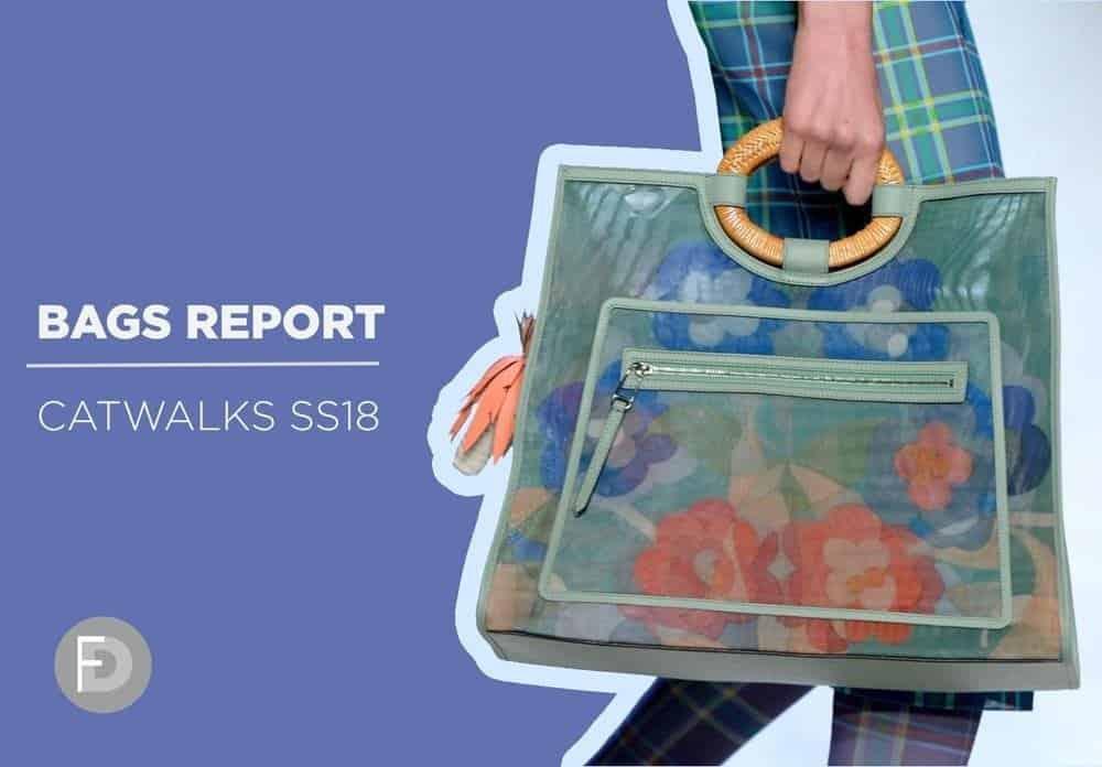SS18 Catwalk Bags Report