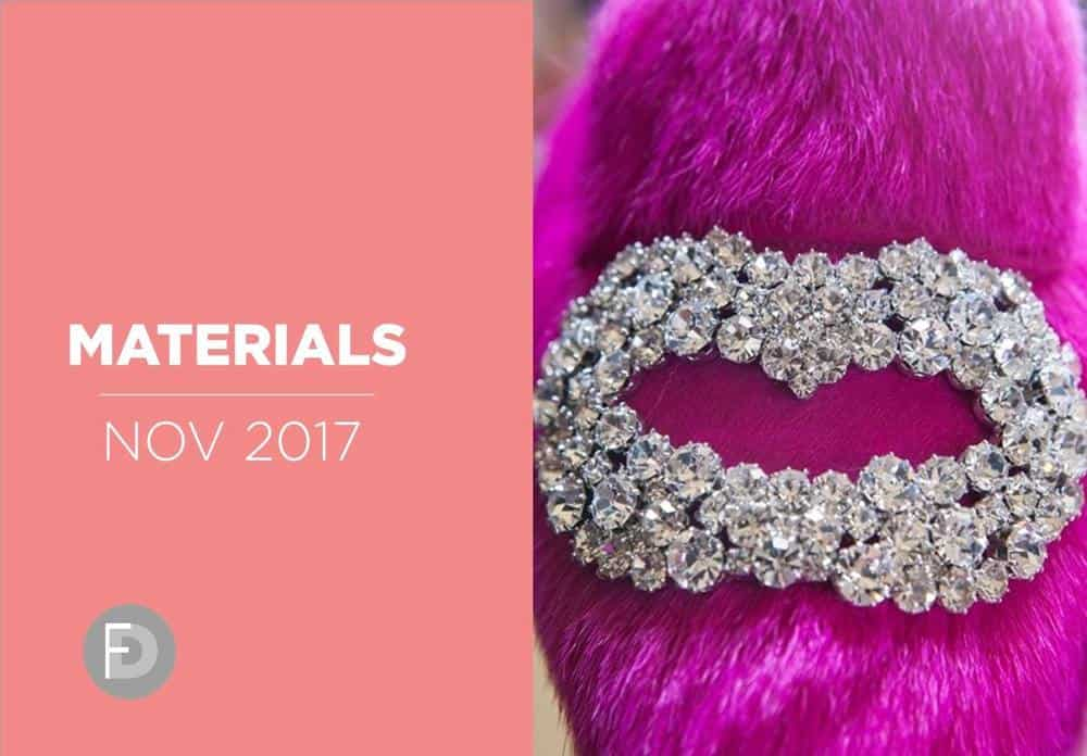 Shoes Materials And Details November 2017