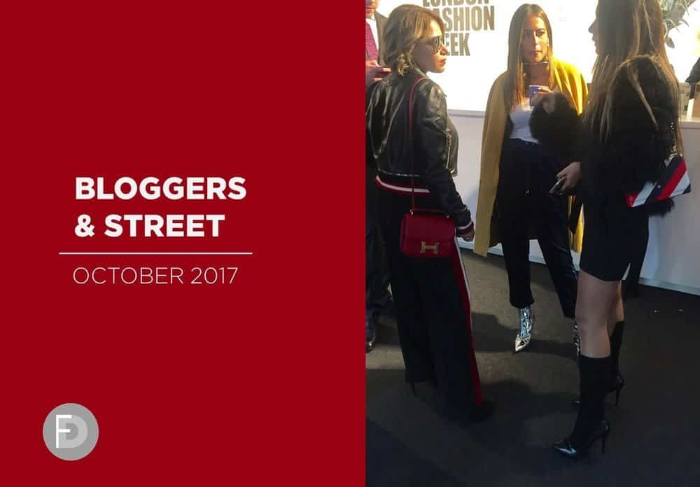 fashion and street bloggers october 2017