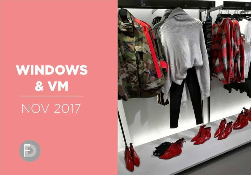 Windows & VM November 2017