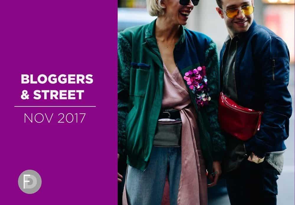 Bloggers & Street November 2017