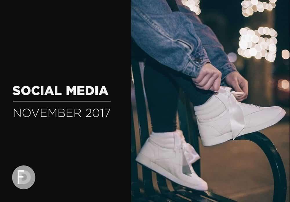Fashion Social Media Novembe