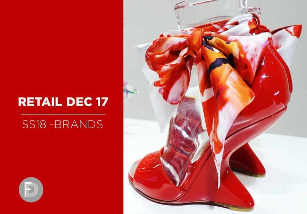 Retail Shoes December 17 – SS18