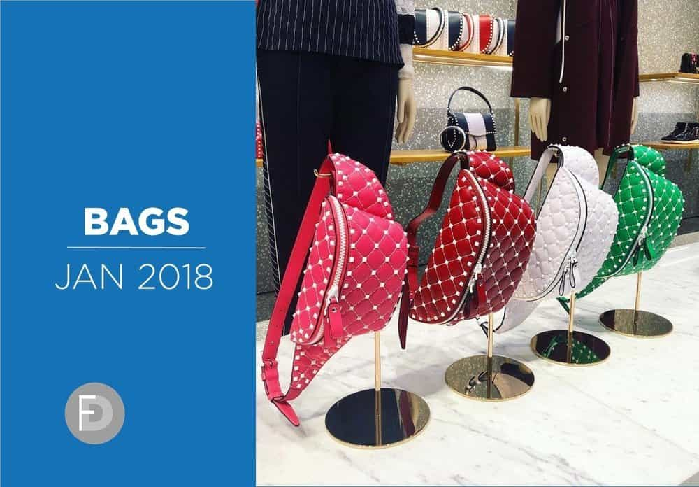 Bags January 2018 – Part 2