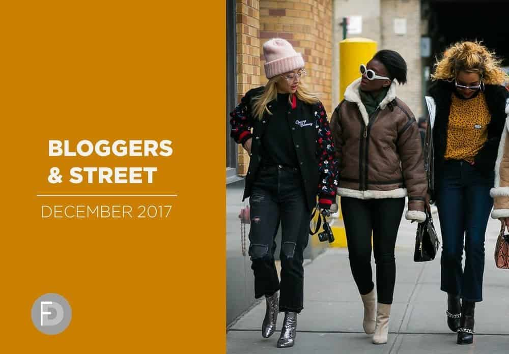 Bloggers & Street Style Dec 17