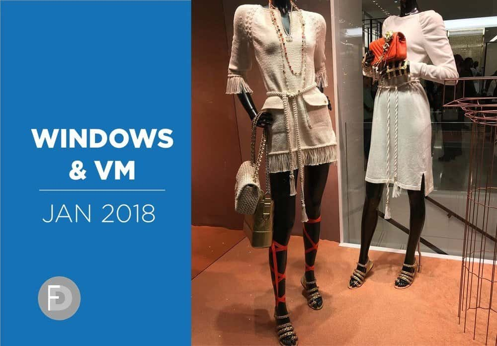 Windows & VM January 2018