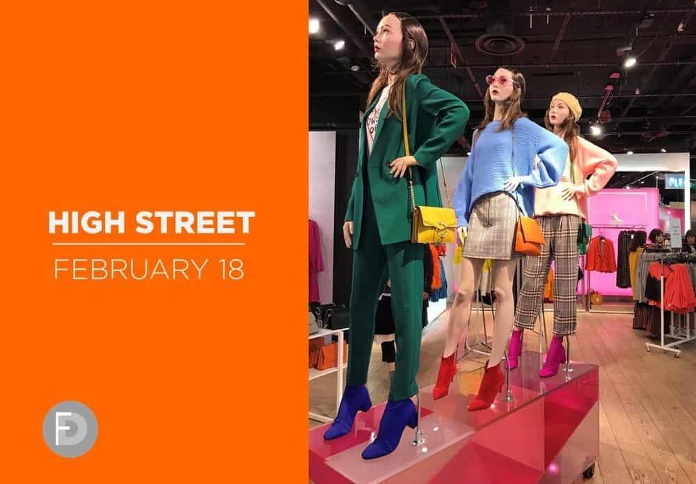 Retail High Street February 2018