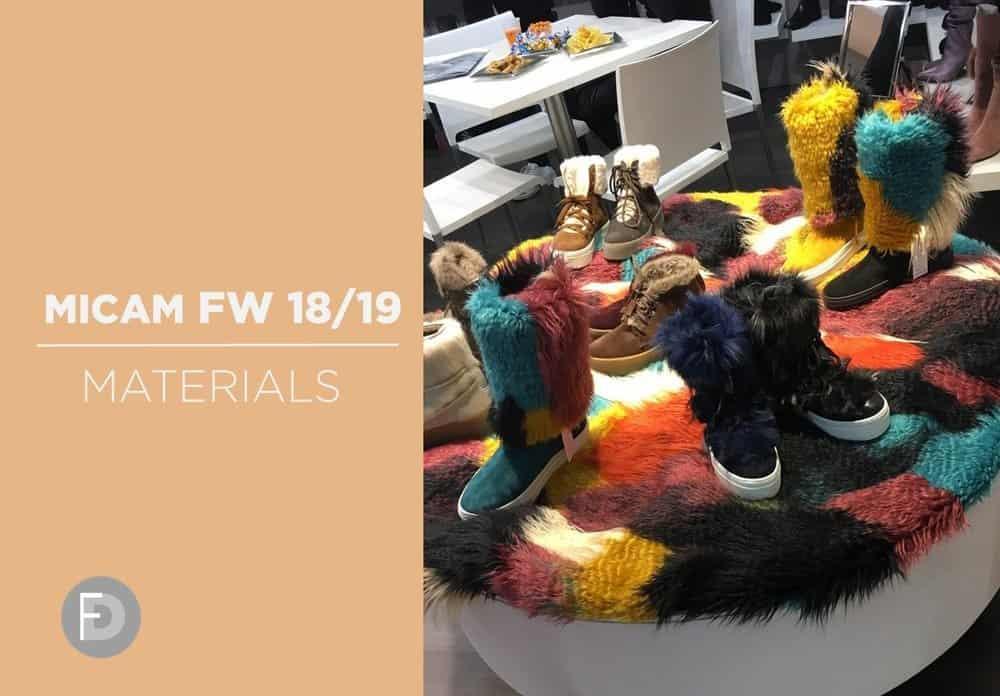 Micam FW18/19 Materials & Details