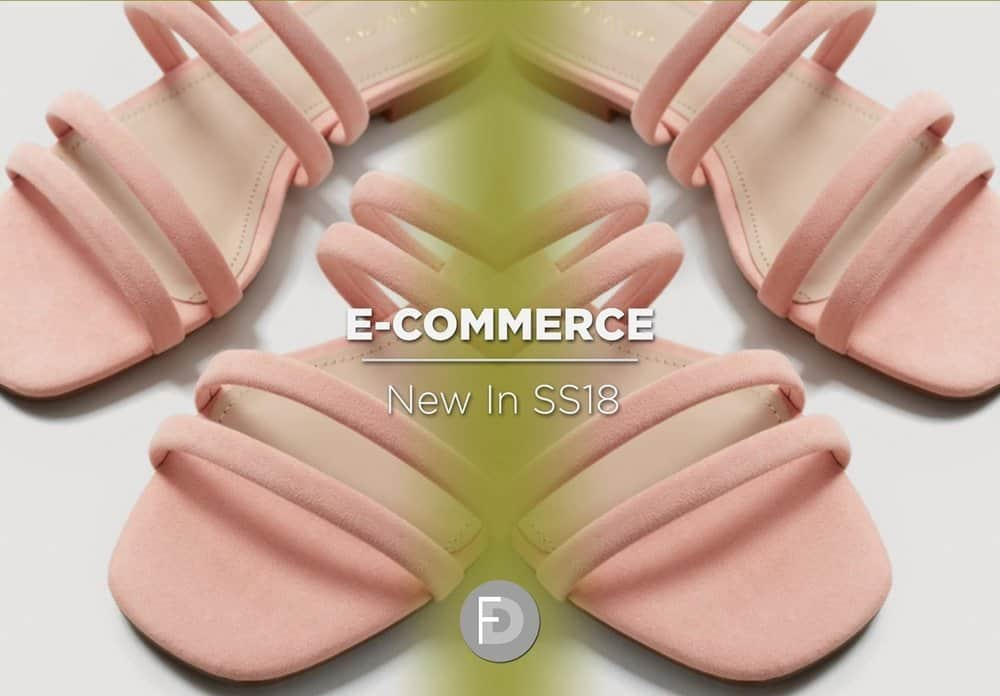 E-commerce, New In SS18