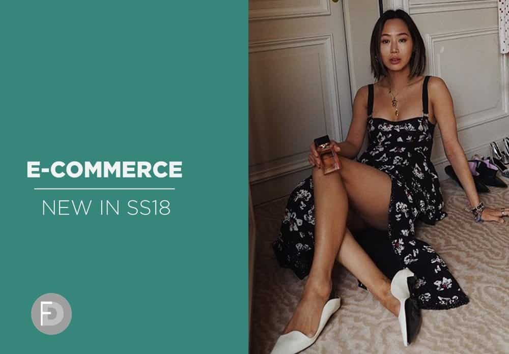 New In SS18 E-commerce