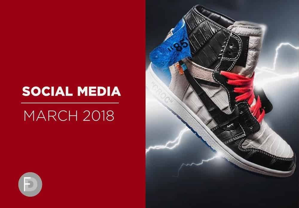 Social Media Highlights March 18