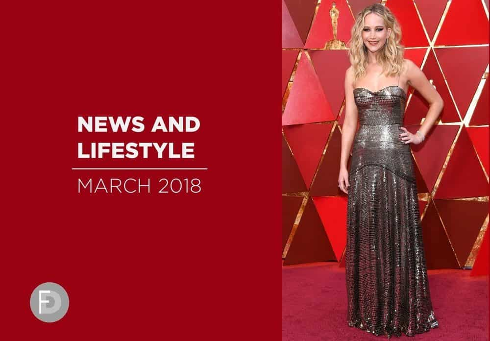 fashion lifestyle news april 2018-March For Our Lives-The Oscars-Ugg Boots