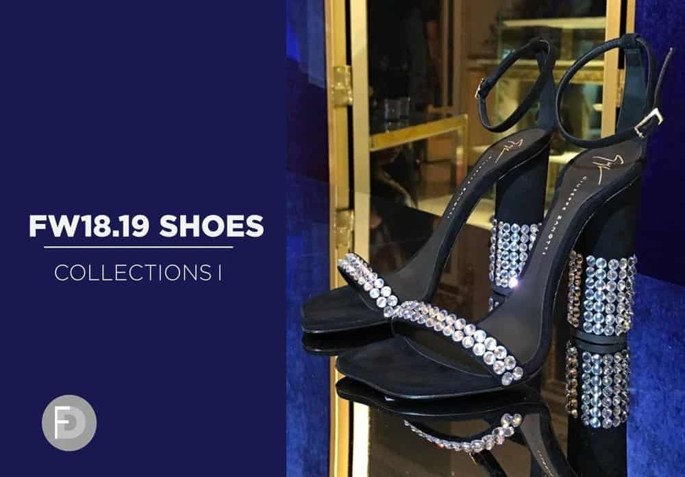 fw1819 shoes collections