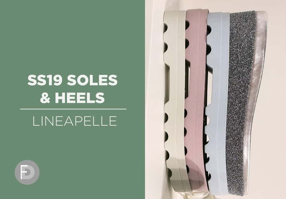 ss19 lineapelle materials soles heels