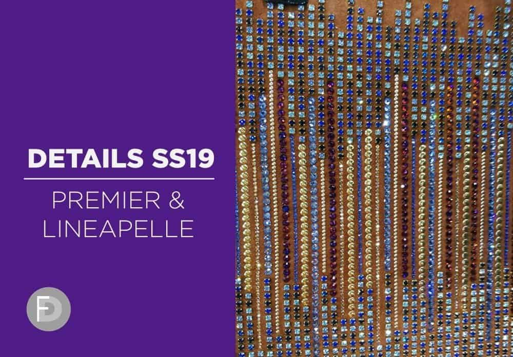 shoes MATERIALS TRADE FAIRS SS19 - DETAILS