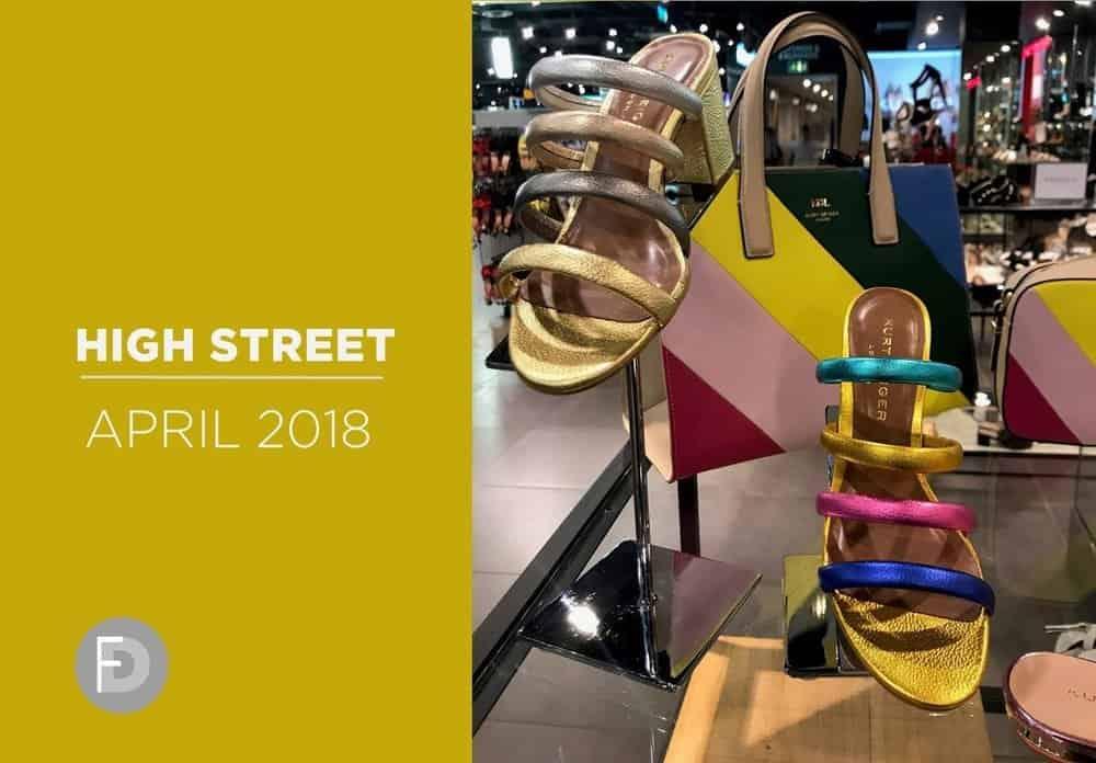 High Street April 18