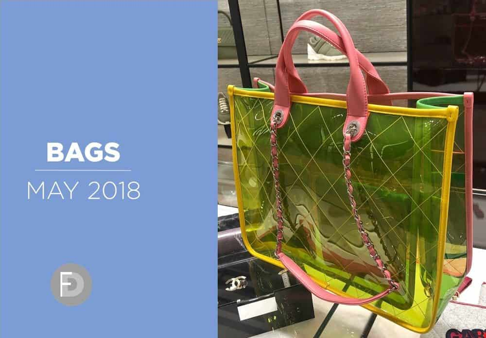 Women's Bags pictures May 2018