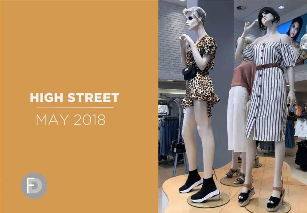 High Street May 2018
