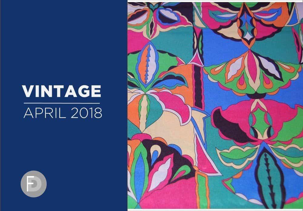 Vintage April 2018