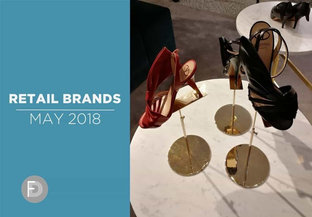 Retail Shoes May 2018 – Brands